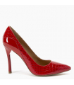 Zapato - Casadei - Rojo