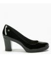 Zapato - Cara - Negro