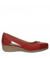 Zapato - Camelia - Rojo